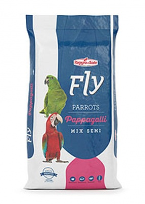 FLY Pappagalli Fruit 15 kg