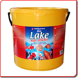 Fish Lake Koi Sticks 1000ml