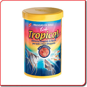 Fish Tropical Color 1000ml