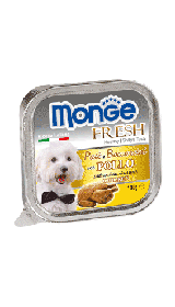 Monge Fresh 100Gr Pollo