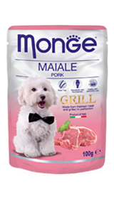 Monge Grill 100Gr Maiale