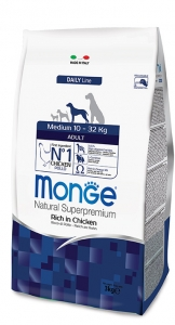 Monge Superpremium Medium Adult 12kg