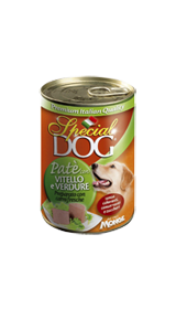 Special Dog 400Gr Vitello e Verdure